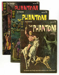 Silver Age (1956-1969):Adventure, Phantom Group (Gold Key/King Features, 1962-67) Condition: Average VG.... (Total: 24)