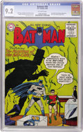 Golden Age (1938-1955):Superhero, Batman #99 (DC, 1956) CGC NM- 9.2 Off-white pages....
