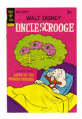 Bronze Age (1970-1979):Cartoon Character, Uncle Scrooge #112 Signed by Carl Barks (Gold Key, 1974) Condition:VF-....