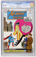Silver Age (1956-1969):Superhero, Action Comics #271 (DC, 1960) CGC NM+ 9.6 Off-white pages....