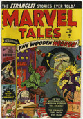 Golden Age (1938-1955):Horror, Marvel Tales #97 (Atlas, 1950) Condition: Apparent FN....