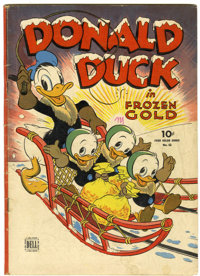 Four Color #62 Donald Duck (Dell, 1945) Condition: VG-