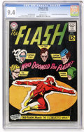 Silver Age (1956-1969):Superhero, The Flash #130 (DC, 1962) CGC NM 9.4 White pages....