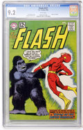 Silver Age (1956-1969):Superhero, The Flash #127 (DC, 1962) CGC NM- 9.2 White pages....