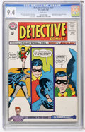 Silver Age (1956-1969):Superhero, Detective Comics #327 (DC, 1964) CGC NM 9.4 White pages....