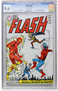 Silver Age (1956-1969):Superhero, The Flash #129 (DC, 1962) CGC NM+ 9.6 Off-white pages....