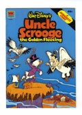 Bronze Age (1970-1979):Cartoon Character, Dynabrite Comics #11355 Uncle Scrooge - Signed by Carl Barks(Whitman, 1978) Condition: VF....