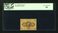 Fractional Currency:First Issue, Fr. 1230 5¢ First Issue PCGS Very Choice New 64....