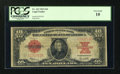 Large Size:Legal Tender Notes, Fr. 123 $10 1923 Legal Tender PCGS Very Good 10....