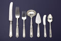 Silver & Vertu:Flatware, AN AMERICAN SILVER FLATWARE SERVICE. Gorham Manufacturing Co., Providence, Rhode Island, circa 1915. Marks: (lion-anchor-G),... (Total: 42 Items)