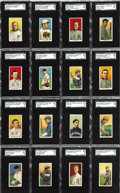Baseball Cards:Sets, 1909-1911 T206 White Border Near Set (500/524). What takes those intrepid few collectors months and years to assemble could...