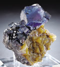 Minerals:Cabinet Specimens, ILLINOIS FLUORITE. ...
