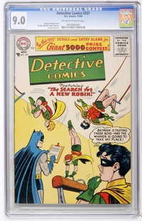 Detective Comics #237 (DC, 1956) CGC VF/NM 9.0 Off-white to white pages