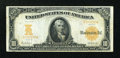 Large Size:Gold Certificates, Fr. 1171 $10 1907 Gold Certificate Very Fine....