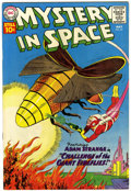 Silver Age (1956-1969):Science Fiction, Mystery in Space #67 (DC, 1961) Condition: VF-....