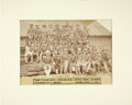Photography:Cabinet Photos, Photograph of Portland Gold Mine, Cripple Creek, Colorado, ca.1890s....
