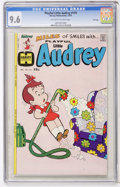 Bronze Age (1970-1979):Cartoon Character, Playful Little Audrey #119 File Copy (Harvey, 1975) CGC NM+ 9.6Off-white to white pages....