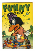 Golden Age (1938-1955):Funny Animal, Funny Frolics #3 (Timely, 1946) Condition: VF/NM....