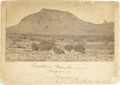 Western Expansion:Goldrush, Lot of Three Photographs of Magdalena, New Mexico 1890s.... (Total:3 Items)