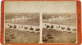Photography:Stereo Cards, Lot of five San Antonio, Texas Stereoviews ca 1860-1870 - ...