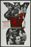 """Movie Posters:Adult, Smut Peddler (AFDC, 1965). One Sheet (27"""" X 41""""). Adult...."""