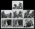 """Movie Posters:Adventure, Robin and Marian (Columbia, 1976 and R-1979). Black and WhiteStills (7) (8"""" X 10""""). Adventure.... (Total: 7 Items)"""