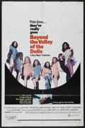 "Movie Posters:Bad Girl, Beyond the Valley of the Dolls (20th Century Fox, 1970). One Sheet(27"" X 41""). Bad Girl...."