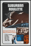 "Movie Posters:Adult, Suburban Roulette (Argent, 1967). One Sheet (27"" X 41""). Adult...."