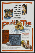 "Movie Posters:Adult, The Prime Time (Essanjay, 1960). One Sheet (27"" X 41""). Adult...."
