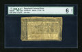 Colonial Notes:Maryland, Maryland March 1, 1770 $2 PMG Good Net 6....