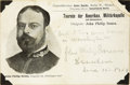 Autographs:Celebrities, John Philip Sousa Autograph Quote Signed...