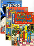 Modern Age (1980-Present):Miscellaneous, Miscellaneous Modern Kids Humor Comics Group (Various Publishers, 1980s).... (Total: 50 Comic Books)