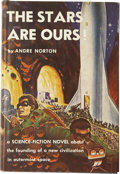 Books:Fiction, Andre Norton. The Stars Are Ours!...