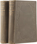 Books:First Editions, Harriet Beecher Stowe. Dred; A Tale of the Great DismalSwamp....