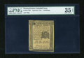 Colonial Notes:Pennsylvania, Pennsylvania April 25, 1776 2s PMG Choice Very Fine 35 EPQ....
