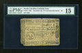 Colonial Notes:South Carolina, South Carolina December 23, 1777 (erroneously dated) $2 PMG ChoiceFine 15....