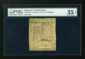 Colonial Notes:Delaware, Delaware January 1, 1776 20s PMG Choice Very Fine 35 EPQ....