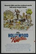 "Movie Posters:Comedy, The Hollywood Knights (Columbia, 1980). One Sheet (27"" X 41""). Comedy...."