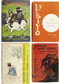 Books:First Editions, Diverse Collection of Japanese Literature, including:... (Total: 12Items)