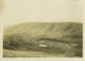 Western Expansion:Cowboy, Imperial Size Photograph of Fort Larwai, Idaho Indian Sanitorium ca1890s - ...