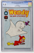 Bronze Age (1970-1979):Humor, Wendy, the Good Little Witch #61 File Copy (Harvey, 1970) CGC NM/MT 9.8 White pages....