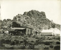 """Photography:Cabinet Photos, Imperial Size Photograph """"Goldfield, Nevada,"""" early 1900s...."""