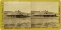 Photography:Stereo Cards, Stereoview of Fort Whipple, Arizona Territory ca 1860s-1870s - ...