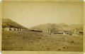 Western Expansion:Cowboy, C.S. Fly Imperial Size Photograph at Fort Huachuca, ArizonaTerritory, ca. 1880s-1890s....