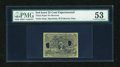 Fractional Currency:Second Issue, Fr. 1283SP 25¢ Second Issue Experimental. PMG About Uncirculated 53...