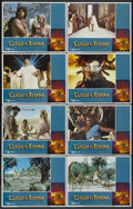 """Movie Posters:Fantasy, Clash of the Titans (MGM, 1981). Lobby Card Set of 8 (11"""" X 14"""").Fantasy.... (Total: 8 Items)"""
