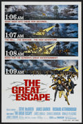 "Movie Posters:War, The Great Escape (United Artists, R-1980). International One Sheet(27"" X 41""). War...."