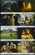 "Movie Posters:Adventure, Greystoke: The Legend of Tarzan, Lord of the Apes (Warner Brothers,1983). Lobby Card Set of 8 (11"" X 14""). Adventure.... (Total: 8Items)"