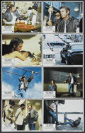 """Movie Posters:Action, The Hunter (Paramount, 1980). Lobby Card Set of 8 (11"""" X 14"""").Action.... (Total: 8 Items)"""