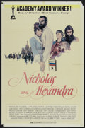 "Movie Posters:Historical Drama, Nicholas and Alexandra (Columbia, 1971). One Sheet (27"" X 41"").Historical Drama...."